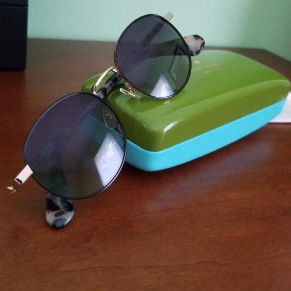 e6426a018b kate spade Accessories - Kate spade Adelais round sunglasses